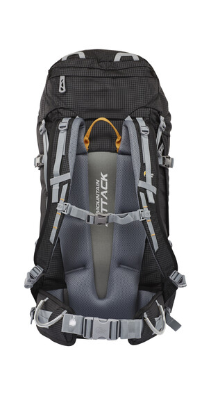 Lowe Alpine Mountain Attack 45:55 Backpack black/tangerine